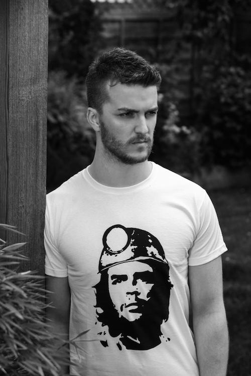 Che miner t-shirt (M)
